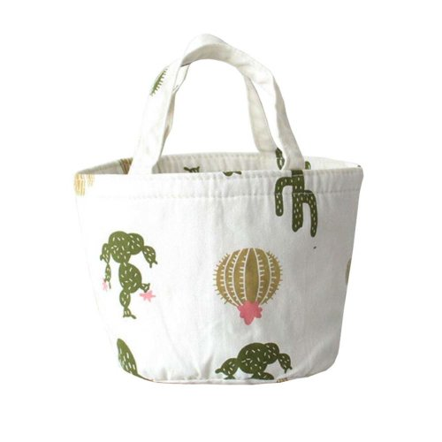 Reusable Lunch Bag Tote Bag Lunch Organizer Holder Lunch Container - 05