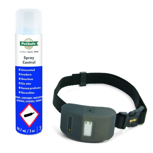 Petsafe Anti-bark Spray Collar Kit Unscented Deluxe