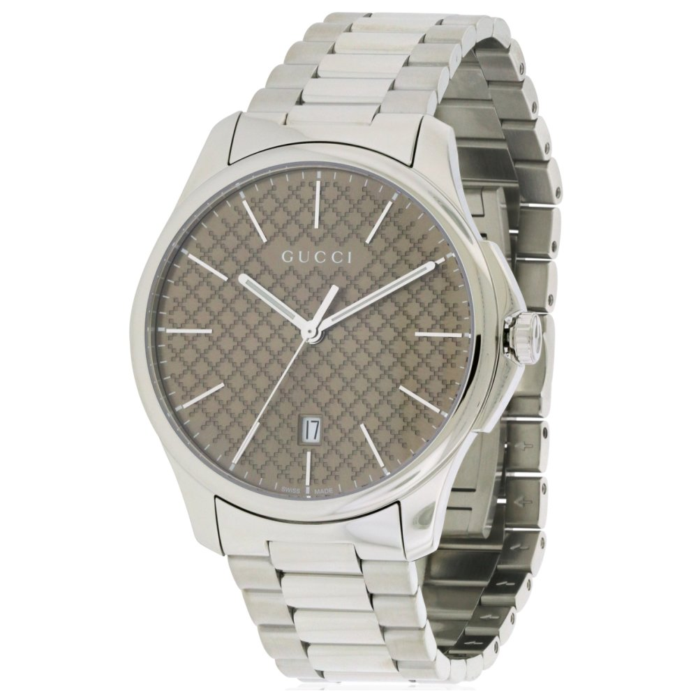 9419e9dce83 Gucci G-Timeless Unisex Watch YA126317 on OnBuy