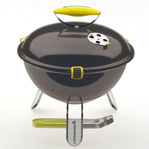 Landmann Charcoal Barbecue Piccolino 34 cm Anthracite 31377