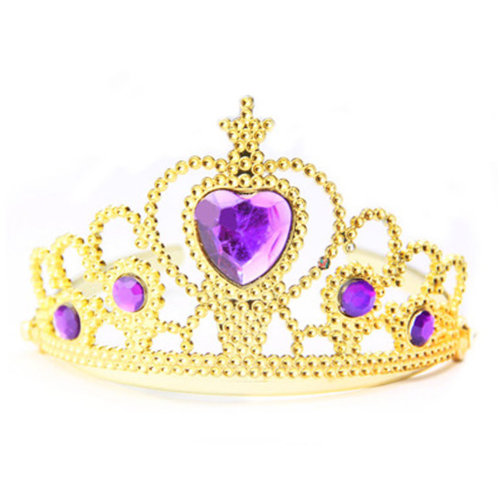 Novelty Tiaras Dress-Up Tiaras Tiara Crown Princess Great Party Tiaras ( D )