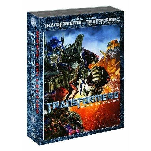 Transformers/transformers: Revenge of the Fallen [dvd]