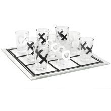 Noughts and Crosses Drinking Game