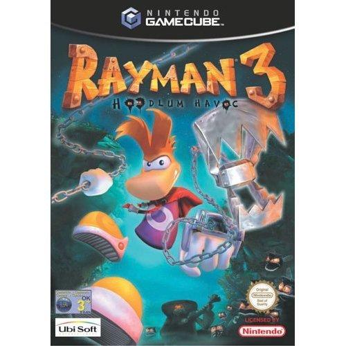 Rayman 3 - Rayman 3: Hoodlum Havoc (GameCube)