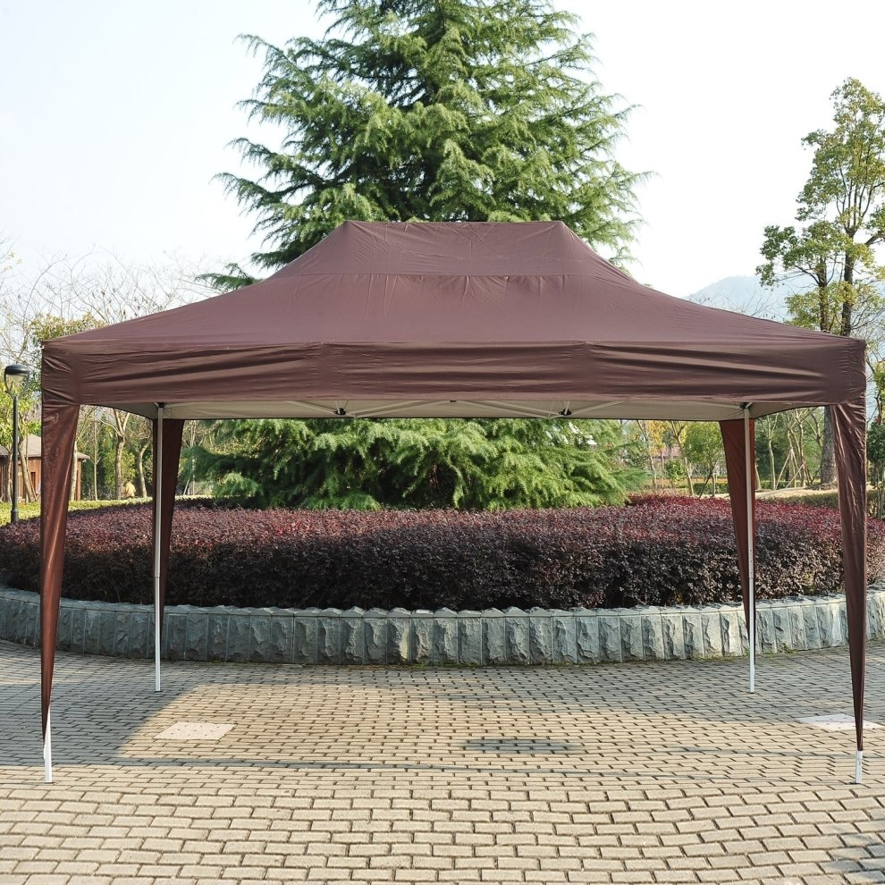 outsunny 3m x pop up gazebo party tent water on onbuy. Black Bedroom Furniture Sets. Home Design Ideas