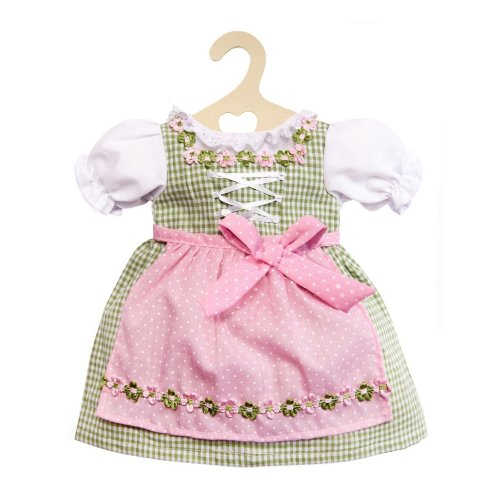 Heless 1111Heless Dirndl Traditional Dress for Small Doll