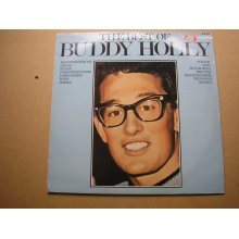 BUDDY HOLLY The Best Of Buddy Holly UK LP