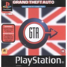 Sony Playstation - Grand Theft Auto: London Mission Pack (PS)