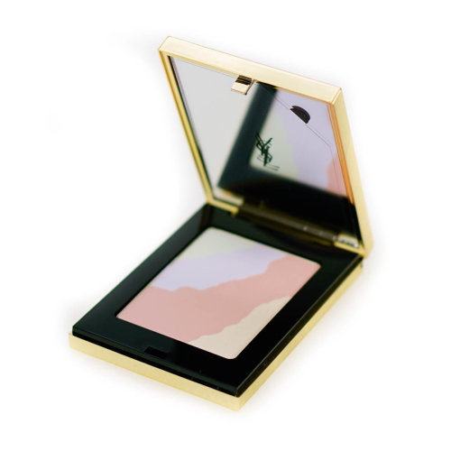 Yves Saint Laurent Blusher Highlighter Palette Collector Gypsy Opale