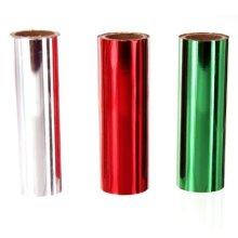 Foilart 1 M x 74mm Rolls 3 Plain Foils -  foilart 1 m x 74mm rolls 3 plain foils