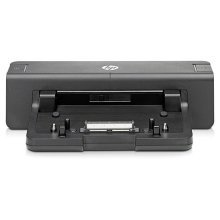 HP 2012 230W Docking Station Black notebook dock/port replicator