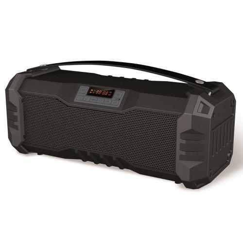 PLATINET Speaker Boombox Bluetooth Stereo Speaker, 2000mAh, Hands free