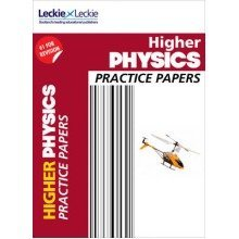 Practice Papers for Sqa Exams: Cfe Higher Physics Practice Papers for Sqa Exams