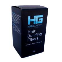 Hair Genetics® Advanced Keratin Hair Building Fibres Large 22g Dispenser (Black)