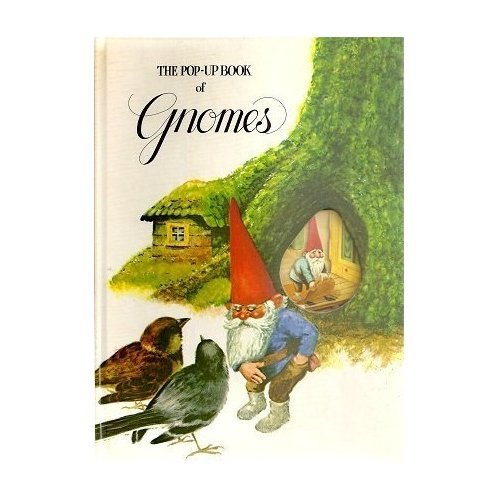 The Pop-up Book of Gnomes (Viking Kestrel picture books)