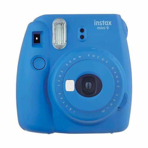 Fujifilm Instax Mini 9 Camera - Cobalt Blue