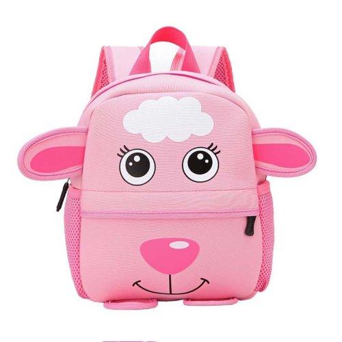 36962a4297c7 Nursery Kids Backpacks Cute Cartoon Animal Toddle Children Kindergarten  School Bag (Sheep)