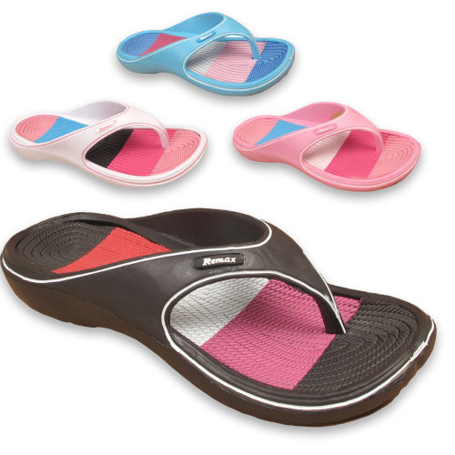 Ladies Sports Summer Toe Post Flip Flop Sandals