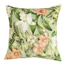 [Jungle] Zippered Decorative Throw Pillow Cover Cushion Case 45*45CM