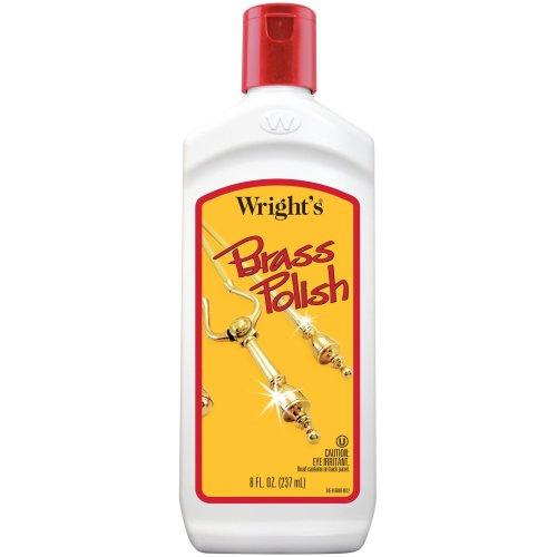 Wright's Brass Polish-8oz