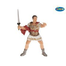 Papo Caesar Figurine - Free Delivery -  caesar papo free delivery