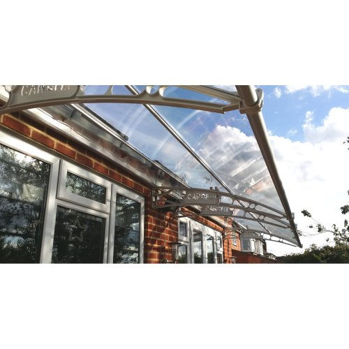Cantilever Door Canopy | 3500mm wide x 650mm projection