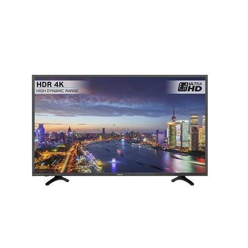Hisense H495500UK 49inch 4K UHD Smart TV - Black - (2017 Model)