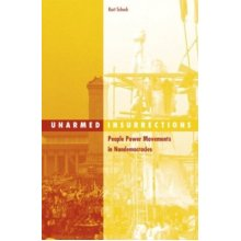 Unarmed Insurrections: People Power Movements In Nondemocracies (Social Movements, Protest and Contention)