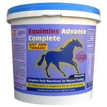 Equimins Advance Concentrate Complete Pellets 4kg
