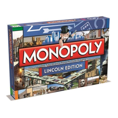 Lincoln Monopoly Game