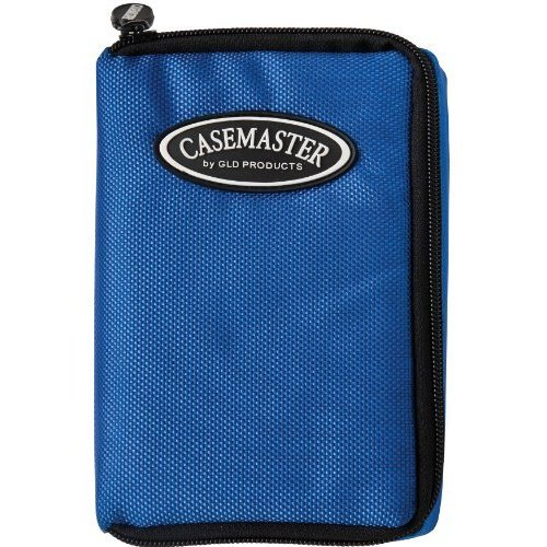 Casemaster Select 3 Dart Nylon Storage/Travel Case, Blue
