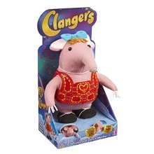 Clangers 9-Inch Whistle and Dance Mother Soft Toy