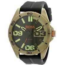 Hugo Boss Orange Berlin Silicone Mens Watch 1513287