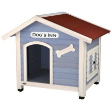TRIXIE Dog Kennel with Saddle Roof Natura 91x80x80 cm 39514