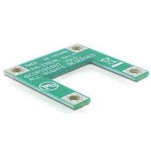 DeLOCK 65228 Internal Mini PCIe,mSATA interface cards/adapter
