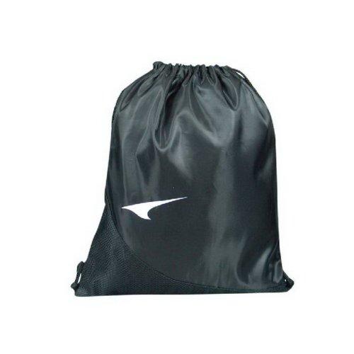 Team Equipment Bag Drawstring Bag Football Bag 37*44CM Black