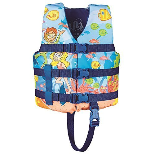Full Throttle Child Character Life Vest, Snorkel