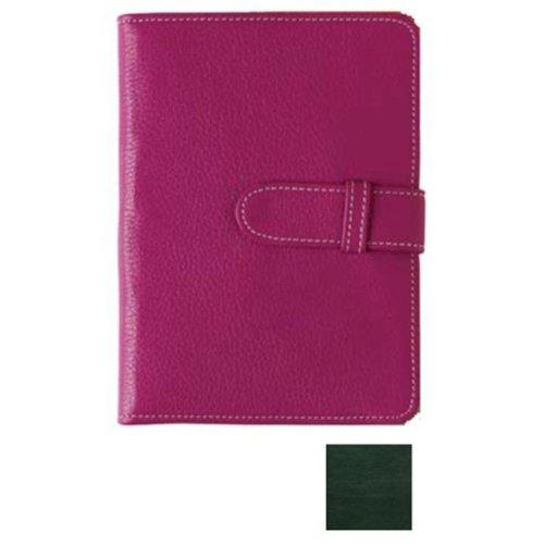 Raika RM 107 GREEN 4 x 6 Wallet Photo Brag Book - Green