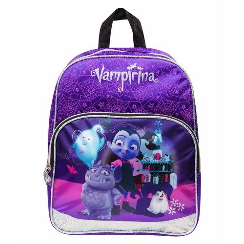 9979f48b6f7c Vampirina Backpack School Bag for Girl Sparkle Glitter Backpacks Toddler  Kids Bags Girls Bagpack