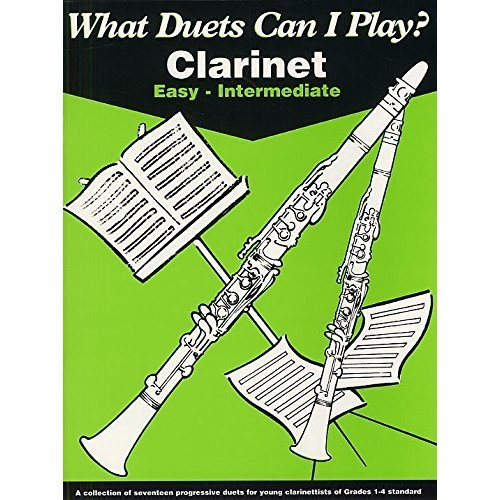 Two Clarinets (What Duets Can I Play?)