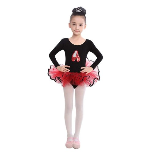 Professional Ballet Skirt Tutu Dress Ballet Dance Costumes for Party/Stage Performance, E