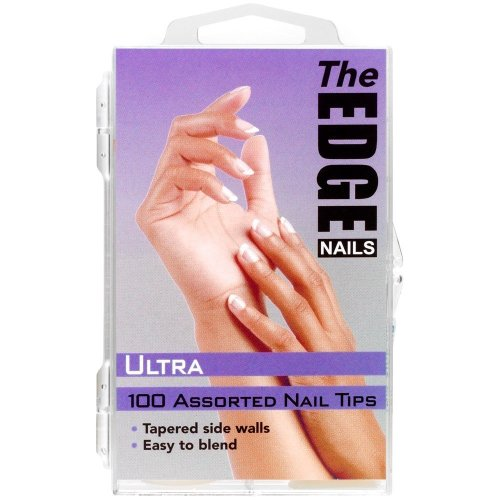 The Edge Ultra Nail Tip - Pack of 100