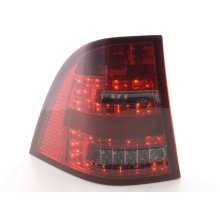 Led Taillights Mercedes M-Class type W163 Year 98-05 red/black