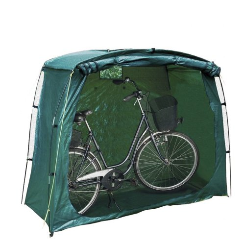 Bicycle Bike Storage Protective Cover Tent Shed Garden Outdoor Shelter