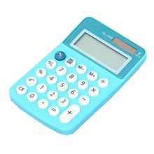 Calculator,Standard Functional Desktop Calculator with 8-digit Large Display,A2