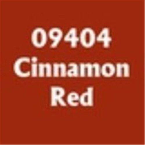 Reaper Miniatures REM09404 0.5 oz Master Series Paint Bones Dropper Bottle, Cinnamon Red