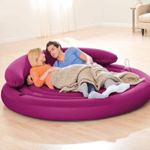 Intex Ultra Daybed Lounge Inflatable Mattress