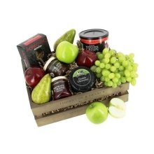 Ploughman's Lunch Wooden Gift Tray