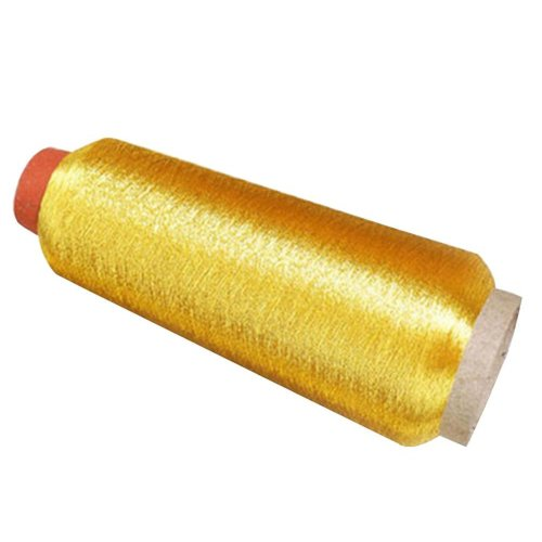 [Bright Gold] Embroidery Thread Machine Embroidery Thread Sewing, 3250 Meters