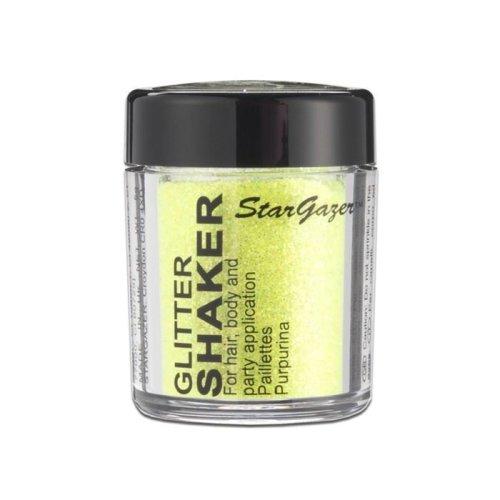 Stargazer Neon Glitter Shaker UV Yellow